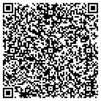 QR-код с контактной информацией организации ДРУЖОК, ДЕТСКИЙ САД № 5