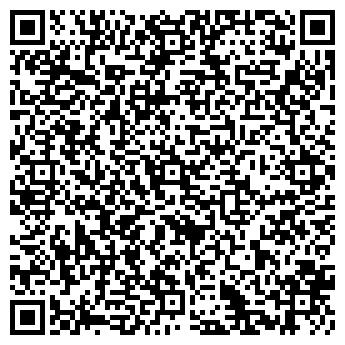 QR-код с контактной информацией организации РАДУГА, ДЕТСКИЙ САД № 29