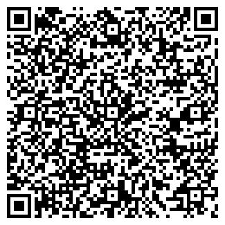 QR-код с контактной информацией организации ТЕРЕМОК, ДЕТСКИЙ САД № 27