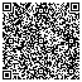 QR-код с контактной информацией организации ВСЕ ЗВЁЗДЫ