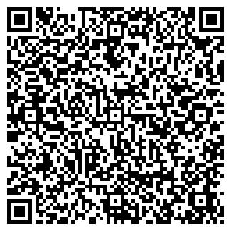 QR-код с контактной информацией организации АРАБИКА