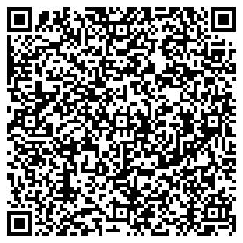 QR-код с контактной информацией организации Отдел виз и разрешений