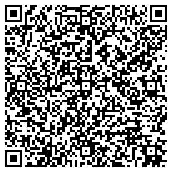 QR-код с контактной информацией организации САЛОН КРАСОТЫ НА КАШИРКЕ