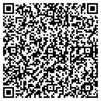 QR-код с контактной информацией организации GARAGE