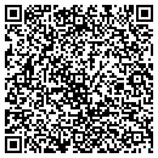 QR-код с контактной информацией организации ОАО ДУБНА