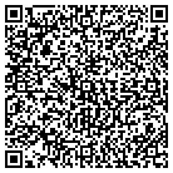 QR-код с контактной информацией организации ООО ТЕРРА-ПРОЕКТ