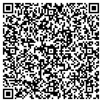 QR-код с контактной информацией организации СЛУЖБА НЕДВИЖИМОСТИ