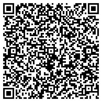 QR-код с контактной информацией организации ООО ДЕЛАН