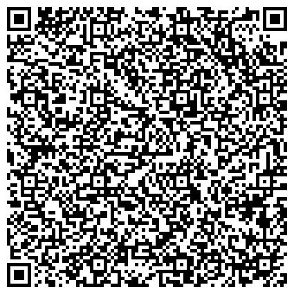 QR-код с контактной информацией организации МИНИСТЕРСТВО ЗДРАВООХРАНЕНИЯ РСО-АЛАНИЯ