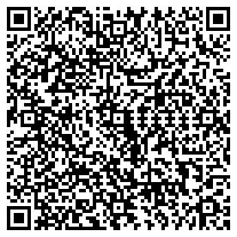 QR-код с контактной информацией организации ИМИДЖ КЛУБ