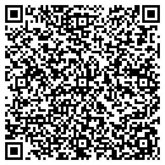 QR-код с контактной информацией организации Севилия