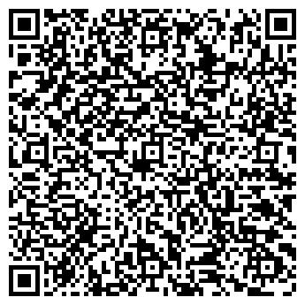 QR-код с контактной информацией организации АНГЛИЙСКИЙ КЛУБ