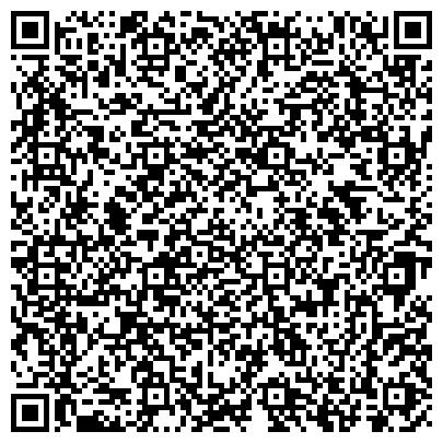 QR-код с контактной информацией организации ВЫСШИЕ КУРСЫ ИНОСТРАННЫХ ЯЗЫКОВ