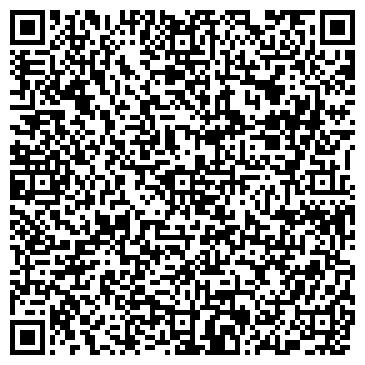 QR-код с контактной информацией организации Праздничная лига Позитифф
