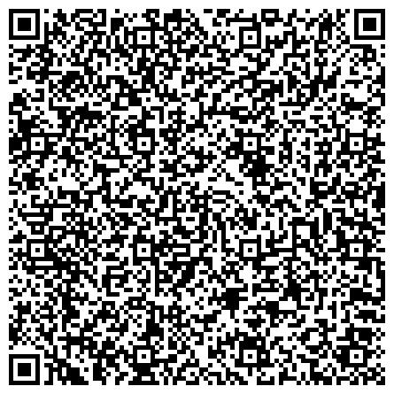 QR-код с контактной информацией организации Железнодорожное управление социальной защиты населения