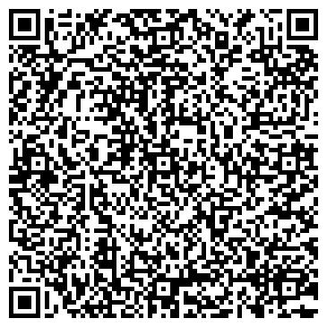 QR-код с контактной информацией организации СИНЯЯ ПТИЦА, ДЕТСКИЙ САД № 9
