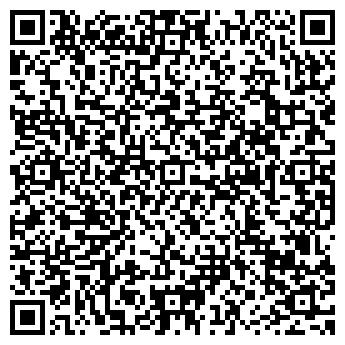 QR-код с контактной информацией организации ЧАЙКА, ДЕТСКИЙ САД № 12