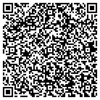 QR-код с контактной информацией организации ПАРИКМАХЕР НА ГЛАВНОЙ