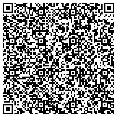QR-код с контактной информацией организации Управление ПФР по г. Железнодорожный Московской области