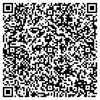 QR-код с контактной информацией организации ОКНА, ДВЕРИ