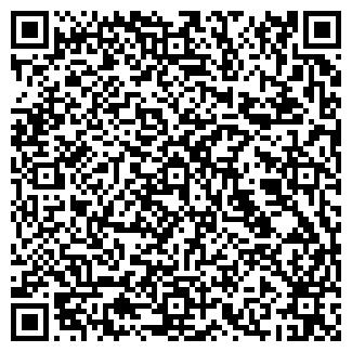 QR-код с контактной информацией организации ЁЛОЧКА