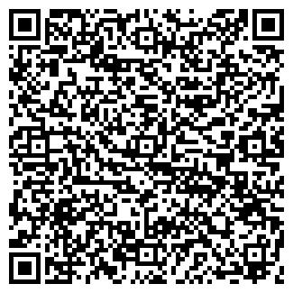 QR-код с контактной информацией организации МЕТРОПОЛИЯ