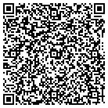 QR-код с контактной информацией организации SALON DE COIFFURE