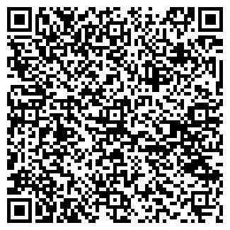 QR-код с контактной информацией организации ТРАНКОМ