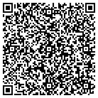 QR-код с контактной информацией организации КЛУБ ПУТЕШЕСТВИЙ