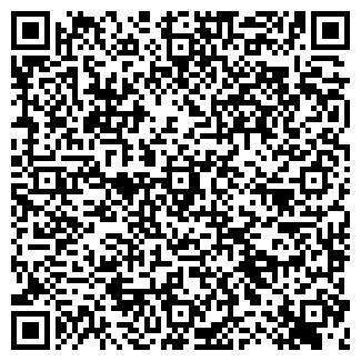 QR-код с контактной информацией организации МОН БЛАН