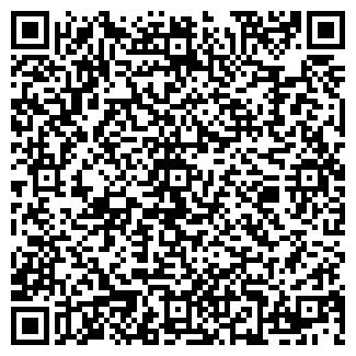 QR-код с контактной информацией организации ТЕХНА