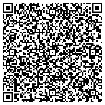 QR-код с контактной информацией организации ВЫТЯЖКИ КУХОННЫЕ