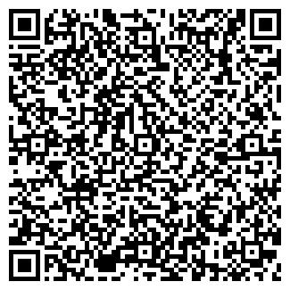 QR-код с контактной информацией организации ТЕХНОРАДУГА