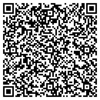 QR-код с контактной информацией организации БОНЖУР