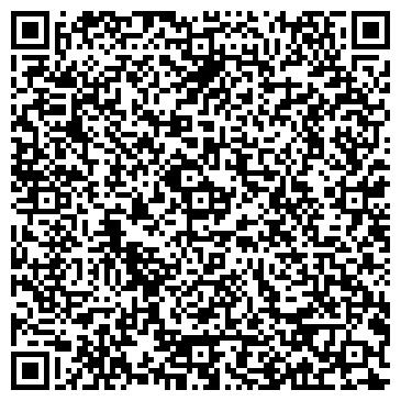 QR-код с контактной информацией организации ЗАО ЕГОРЬЕВСКАЯ СЕЛЬХОЗТЕХНИКА