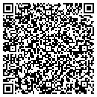 QR-код с контактной информацией организации МЕГАБАЙТ