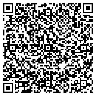 QR-код с контактной информацией организации АЛЬФА-ТАКСИ