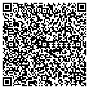 QR-код с контактной информацией организации АВАНГАРД-МОТОРС