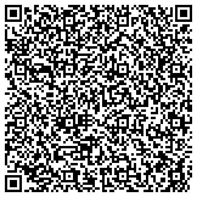 QR-код с контактной информацией организации Муниципальной службы, кадрового и документационного обеспечения