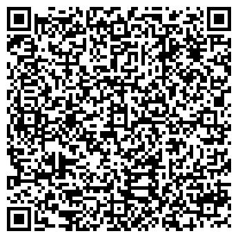 QR-код с контактной информацией организации 1-й спецполк ДПС Северный