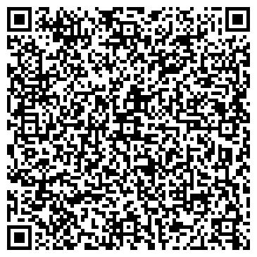 QR-код с контактной информацией организации Лучинский участок