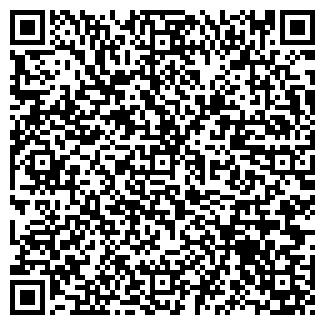QR-код с контактной информацией организации МАНГУСТ ТД