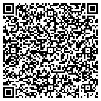 QR-код с контактной информацией организации ДЕЛОВАЯ ИСТРА