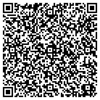 QR-код с контактной информацией организации ГЛЕБОВСКАЯ ШКОЛА