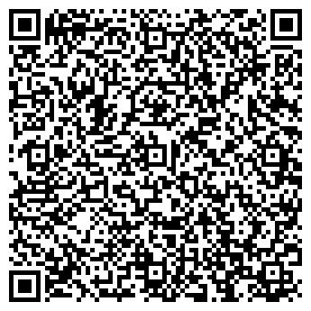 QR-код с контактной информацией организации МОУ «Рождественская СОШ»