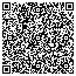 QR-код с контактной информацией организации КОТЕРЕВСКАЯ ШКОЛА