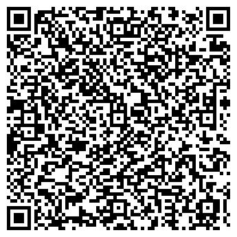 QR-код с контактной информацией организации СНЕГИРЁВСКАЯ ШКОЛА