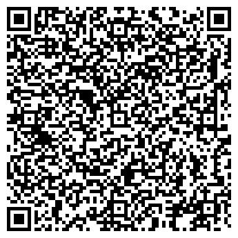 QR-код с контактной информацией организации КАДАСТРОВАЯ ПАЛАТА