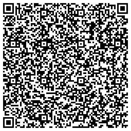 QR-код с контактной информацией организации Администрация сельского поселения Знаменское