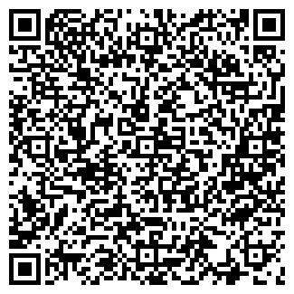 QR-код с контактной информацией организации ЛЁДОВСКАЯ ШКОЛА